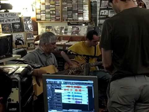 Lee Ranaldo @ Landlocked Music 5.21.2012 (2 of 2)