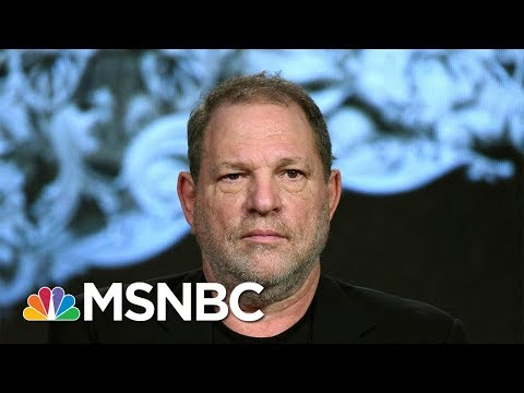 Cooper Hefner: Harvey Weinstein And President Donald Trump Behavior Is 'An Abuse Of Power' | MSNBC