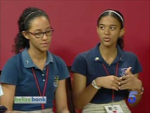 Belize High School - International Ambassadors (Taiwan 2017)