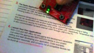 MarkoeZ MSP430 Launchpad Video's Part 4: The Standard Temperature Sensing Program(with pc serial)(MarkoeZ MSP430 Launchpad Video's Part 4: The Standard Temperature Sensing Program (With pc serial conection) series., 2011-05-31T06:50:13.000Z)