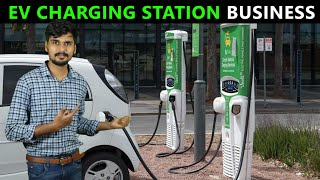 Electric Vehicles Charging Stations Business Ideas 2021 - EV Charging Stations | Part 1