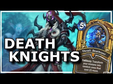 Hearthstone - Best of Death Knights