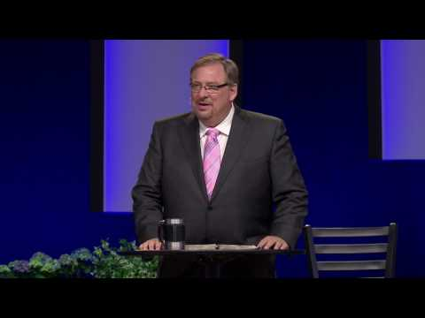 Discover How To Live An Overflowing Life with Rick Warren