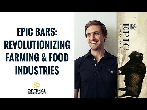 Changing The Food and Farming Industries w/ EPIC Co-Founder Taylor Collins