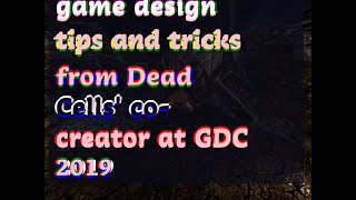 12122018 Gamasutra - Get game design tips and tricks from Dead Cells