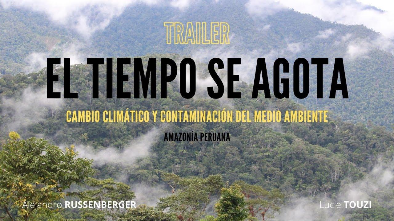 Cambio climático en la Amazonía - TRAILER