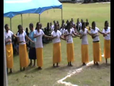 Form 5 Rotuma High School item Part 1 Wilson Inia Day 2014