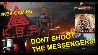 COD Blackout | #KBS-Gaming | Dont Shoot The Messengers