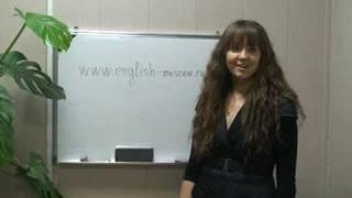 Рассказ - обучение английскому (тренинг) - www.english-moscow.ru