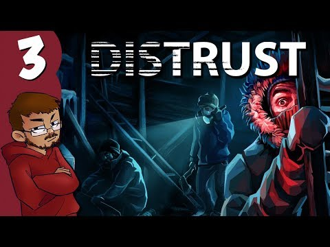 Let's Play | Distrust - Part 3 - All Gone to Hell