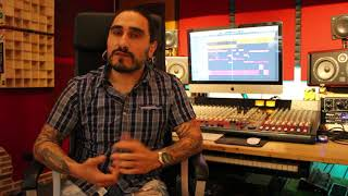 """State Of Salazar – """"The Making of Superhero"""": The Sound"""