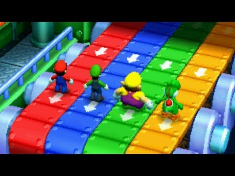 Mario Party The Top 100 – All Mini Games