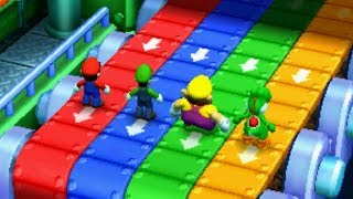 Mario Party The Top 100 - All Mini Games