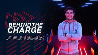 Behind The Charge with Sergio Perez at Red Bull Racing