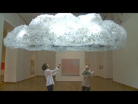 New Exhibit At Weisman Museum Celebrates Clouds