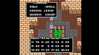 Dragon Warrior III [NES] Playthrough #17, The Pyramid (2/4): Guarded Treasures on 4F