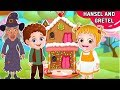 Hansel & Gretel Story In English | Fairy Tales in English For Kids | Bedtime Stories by Baby Hazel