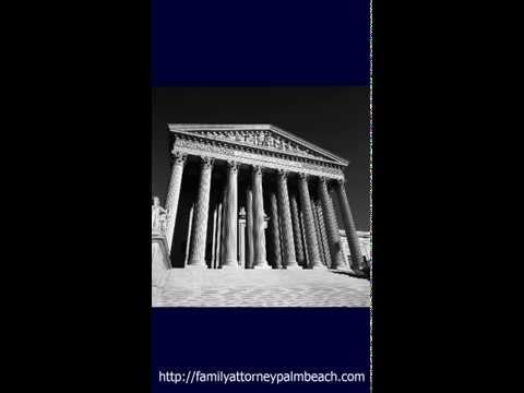 Family Attorney West Palm Beach Divorce Lawyer