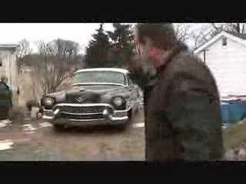 Indiana Classic Car Barn Find