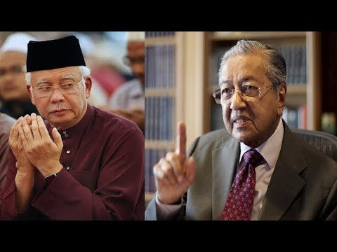 Former Malaysian premier Mahathir Mohamad eyes new run for top job at 91 years old
