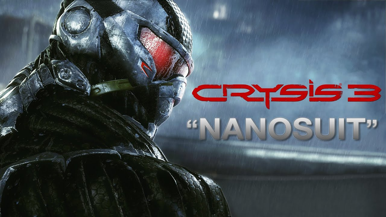 Crysis 3 The Nanosuit Gameplay Trailer Youtube