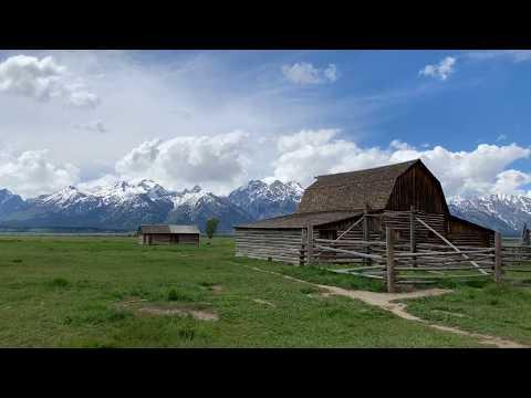 TA Moulton Barn - Grand Tetons National Park