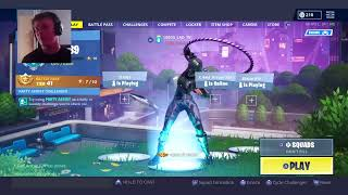 FORTNITE BATTLE ROYAL SEASON 9 Plus YouTube Moderator Giveaway W/ ABS GAMING AND COOLGUY