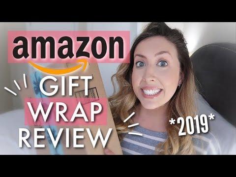 amazon-gift-wrap-review-2019!