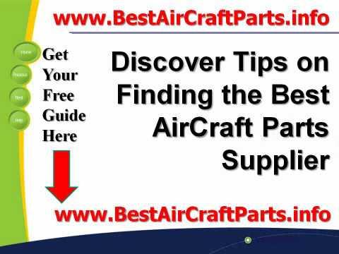 Piper Cessna Beechcraft Aircraft Parts Used Aircraft Parts