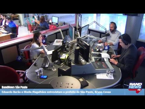 Jornal da BandNews FM - 14/08/2018