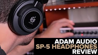 ADAM Audio SP-5 Mixing Headphones (Review)