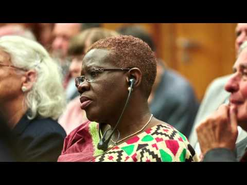 Berlin: CARE Millenniumspreisverleihung 2015