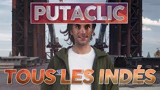 Putaclic 92 : Tous les indés