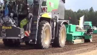 Jesendorf 2015 #2 BIGGEST TRACTOR Pulling - 18 Tonnen - Kasi vs. Xerion