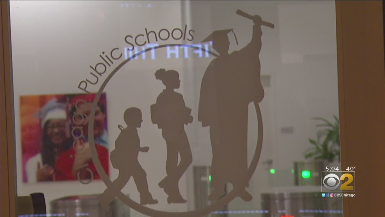 Report Documents Sexual Misconduct At CPS Schools
