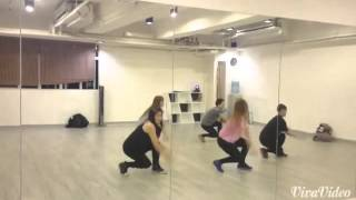 Stephanie pang #sano dance#Monday#8:30-9:30#k-pop