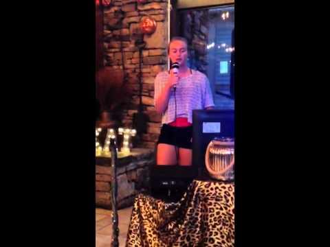 Libby karaoke