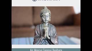 Air Mancur Fengshui Hagihara Bentuk Buddha