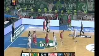 Basket 2011/12 - Panathinaikos Vs Olympiakos 81-79(Final Game 2)