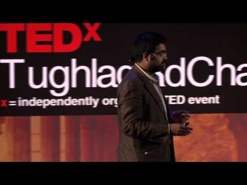 Who is telling the India Story? by Sambuddha Mitra Mustafi at TEDxTughlaqRdChange