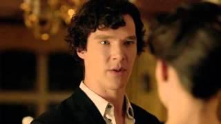 Шерлок и Ирен Адлер момент