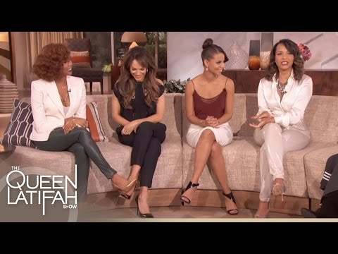 The Single Ladies Dish Out Relationship Advice on The Queen Latifah Show