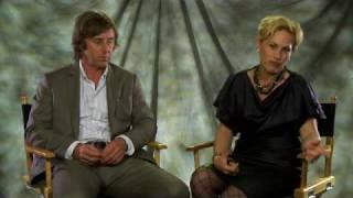 Medium - Jake Weber and Patricia Arquette