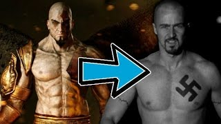 10 Video Game Characters Stolen Straight From Hollywood