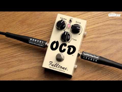 Guitar Pedal Shootout - Fulltone OCD vs Joyo Ultimate Drive (TG251)