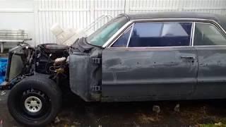 Episode 1 1964 Impala 2dr hardtop Project restomod ratrod