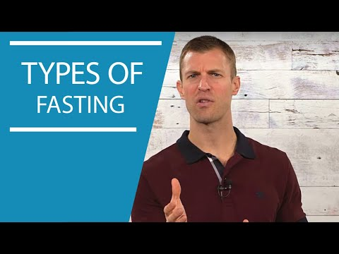 Which Type of Fasting is Right for You?  Dr Josh Axe