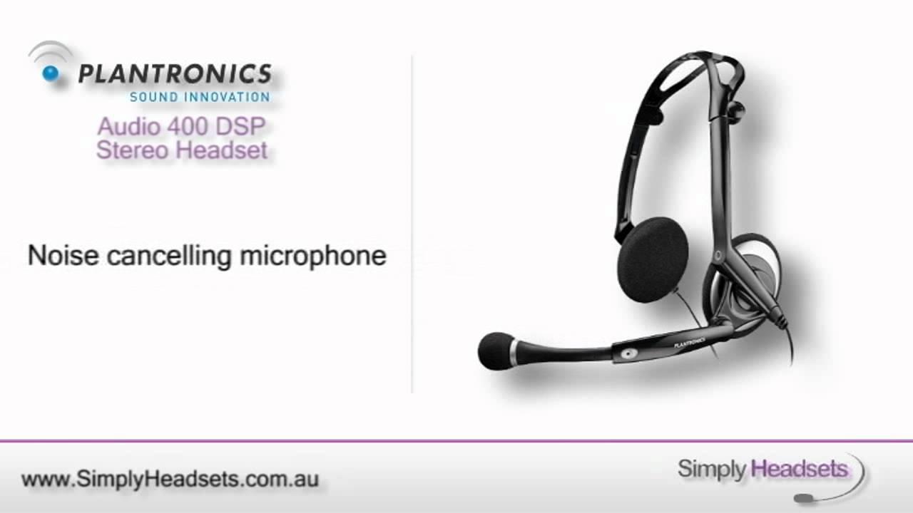 Cheap Plantronics .Audio 476 DSP Foldable USB Stereo Headset