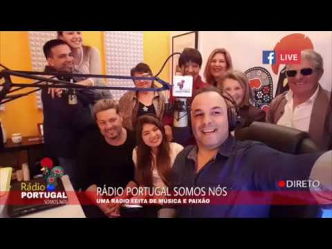 Invasão da Rádio Portugal Portugal Somos Nós! Laginha e as tias fazem a festa!