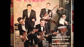 Los Relámpagos - Tambores de Guerra (1963) Instrumental Spain